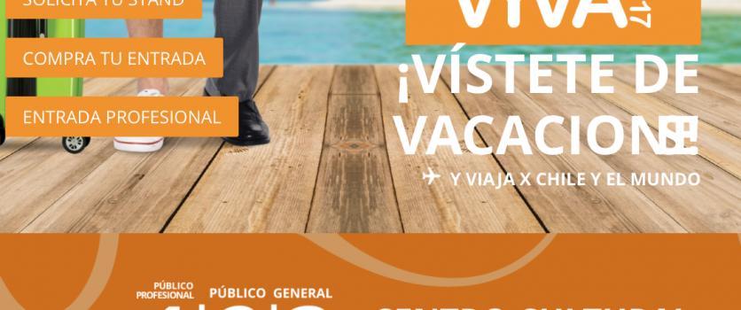 PARTICIPAREMOS EN LA 6ª FERIA DE VIAJES Y VACACIONES